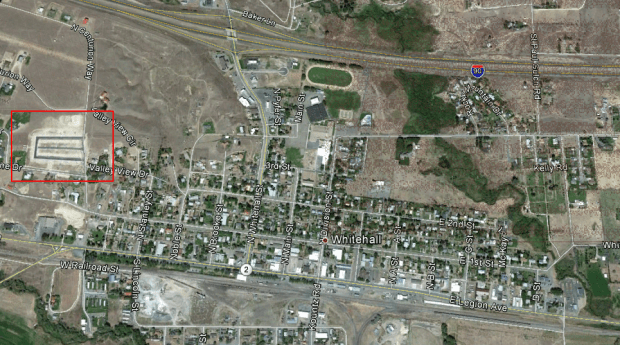 Whitehall, Montana - Google Maps
