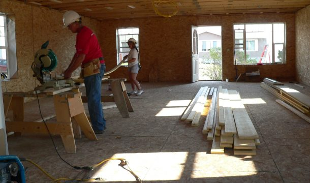 Become a Homeowner though the NAHN Self Help Program – Assembly Required